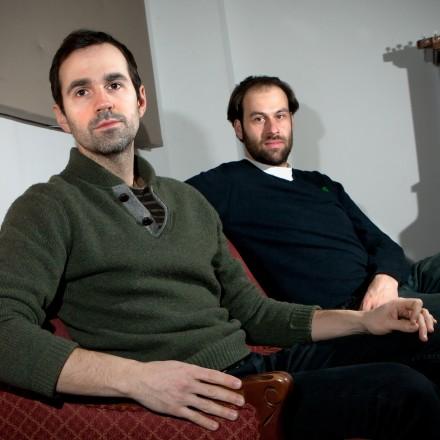 Olivier Alary et Johannes Malfatti