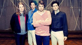 THE VACCINES TO HEADLINE LIVERPOOL SOUND CITY