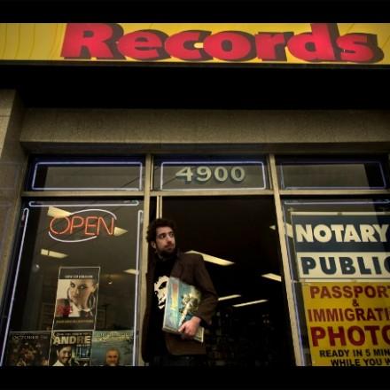 Bei Ru_Record Store