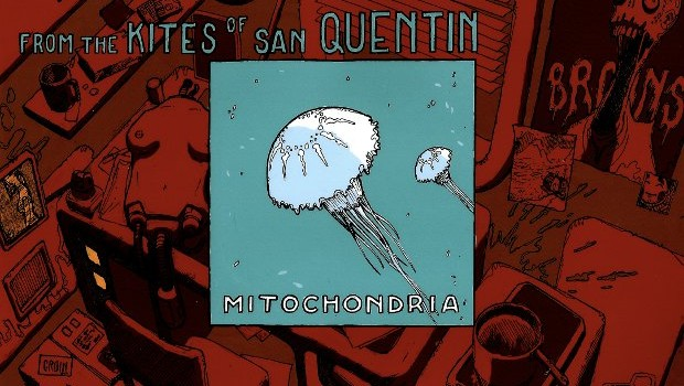 NEWS: FROM THE KITES OF SAN QUENTIN – NEW EP