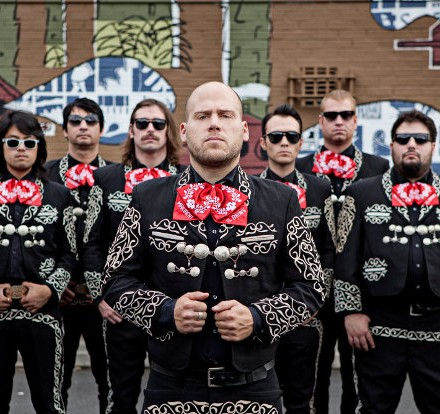 Mariachi El Bronx press shot 2011August 25, 2011© Ashley Maile
