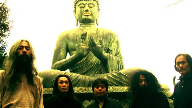 LIVE: ACID MOTHERS TEMPLE – 07/11/2011