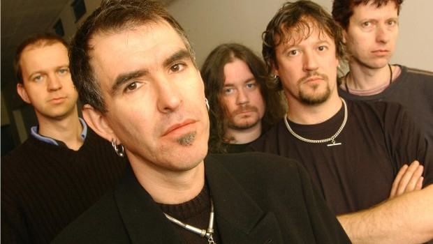 LIVE: NEW MODEL ARMY – 15/12/2011