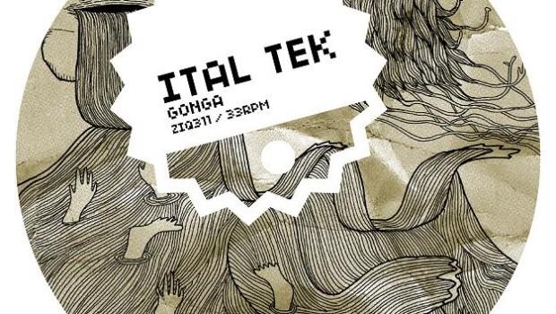 EP Review: Ital Tek – Gonga