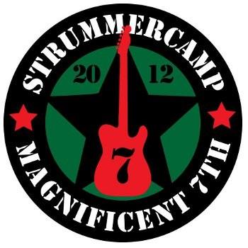 NEWS: STRUMMERCAMP 2012