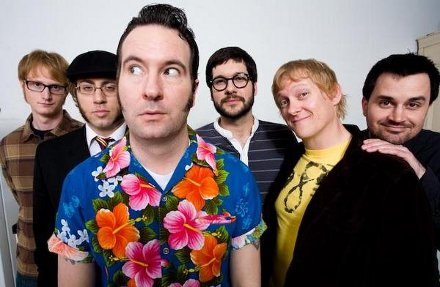 Reel Big Fish by Kevin Knight