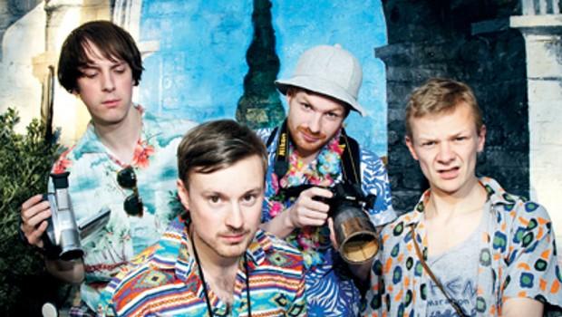 LIVE: DJANGO DJANGO – 23/10/2012