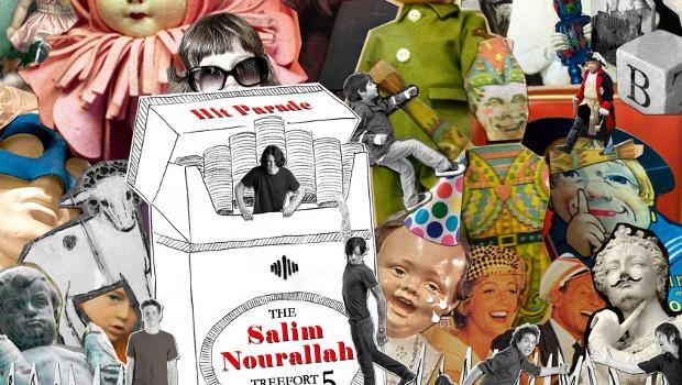 ALBUM: SALIM NOURALLAH – HIT PARADE