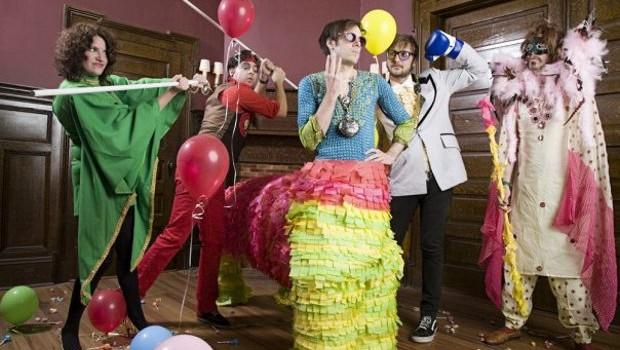 LIVE: OF MONTREAL – 22/04/2012