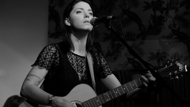 LIVE: SHARON VAN ETTEN – 17/05/2012
