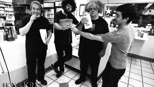 LIVE: THE MELVINS – 30/05/2012