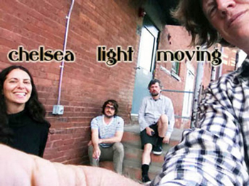 NEWS: CHELSEA LIGHT MOVING – STREAM SINGLE 'BURROUGHS' FROM THURSTON MOORES NEW BAND