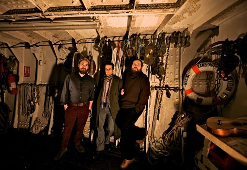 NEWS: DEAD RAT ORCHESTRA – DOWNLOAD 'JOY/SORROW' FROM THE BBC DOCUMENTARY 'THE GUGA HUNTERS OF NESS'