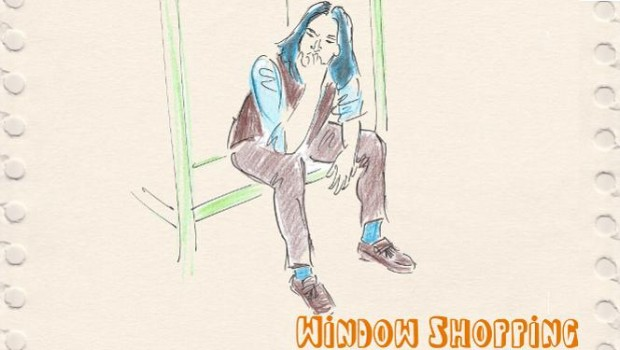 ALBUM: JOHNNO CASSON – WINDOW SHOPPING