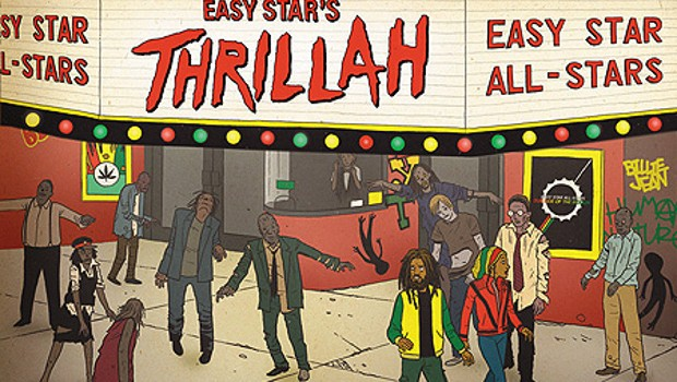 Album Review: Easy Star All-Stars – Thrillah