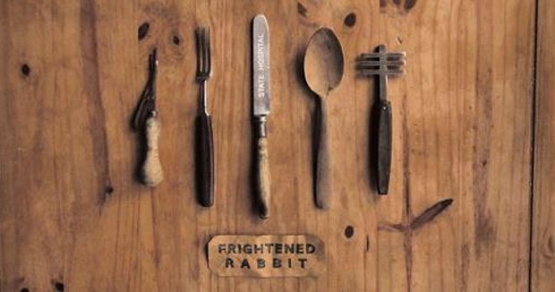 NEWS: FRIGHTENED RABBIT – NEW EP + 'STATE HOSPITAL' VIDEO + LIVE DATES