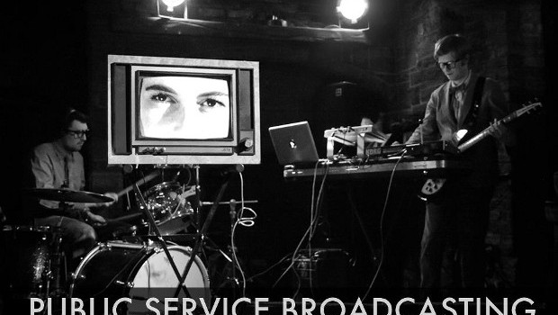 LIVE: PUBLIC SERVICE BROADCASTING / CYRIL SNEAR – 27/10/2012