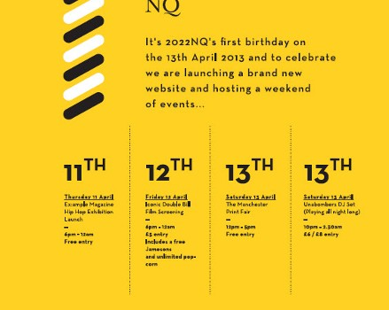 NEWS: 2022NQ – FIRST BIRTHDAY CELEBRATION