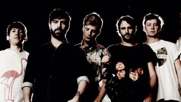 LIVE: FOALS / THE INVISIBLE – 02/03/2013