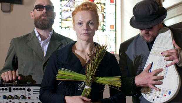 NEWS: ECCENTRONIC RESEARCH COUNCIL FT MAXINE PEAKE – NEW ALBUM FOR 2014