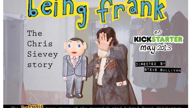 NEWS: BEING FRANK – THE CHRIS SIEVEY STORY