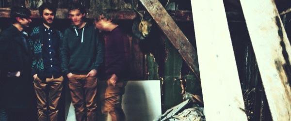 NEWS: OLYMPIANS – 'ADVENTURE GUN' EP AND VIDEO