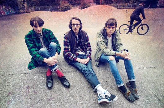 MAZES RELEASE VIDEO FOR TRACK 'SALFORD'