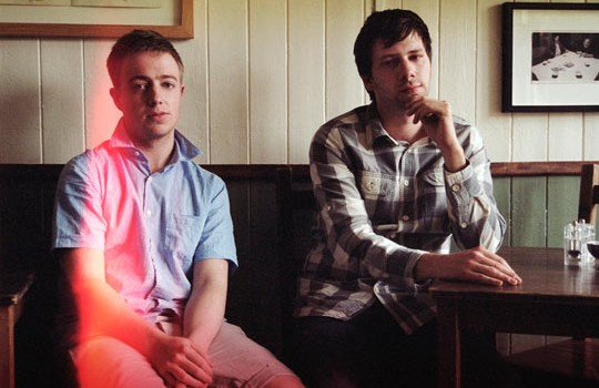 NEWS: MOUNT KIMBIE 'YOU TOOK YOUR TIME' VIDEO + LIVE DATES