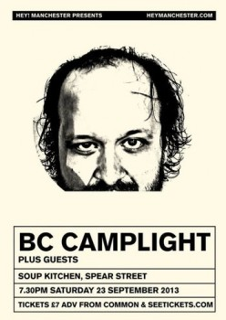 bc camplight poster