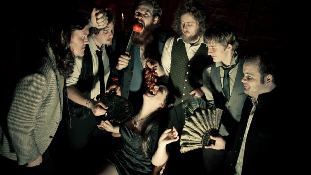 NEWS: LOUIS BARABBAS AND THE BEDLAM SIX – LISTEN TO 'WAITING FOR BAD NEWS'
