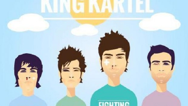 EP Review: King Kartel – Not Done Fighting