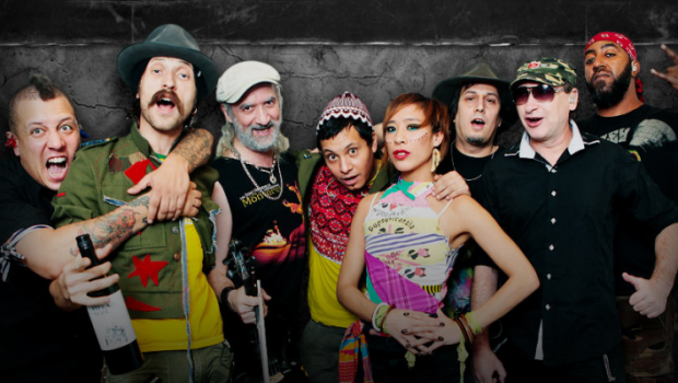 LIVE: GOGOL BORDELLO – 14/12/2013