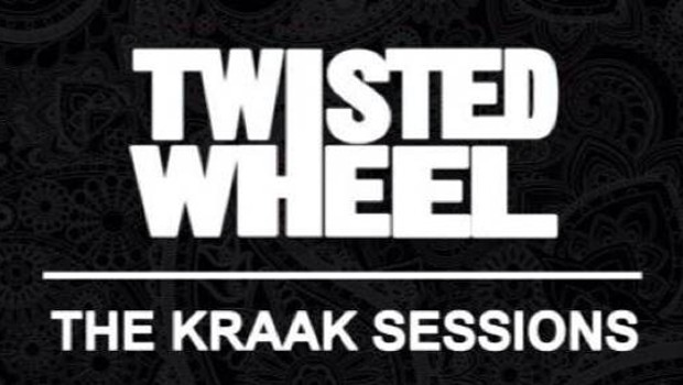NEWS: TWISTED WHEEL – THE KRAAK SESSIONS