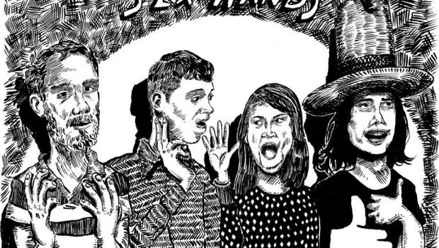 LIVE: SEX HANDS / THOSE ROTTEN THIEVES / MISTOA  POLTSA / FRUIT TONES – 06/02/2014