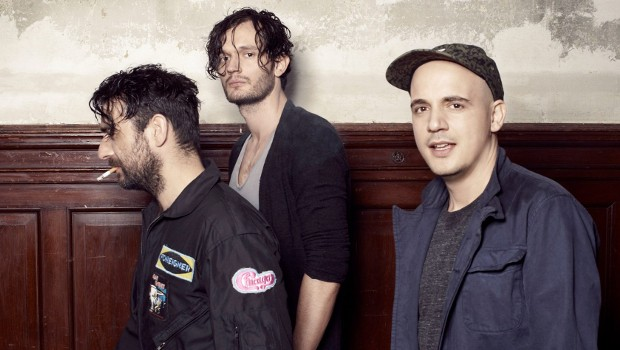 LIVE: MODERAT – 07/02/2014