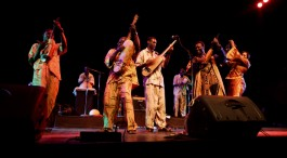 NEWS: BASSEKOU KOUYATE & NGONI BA - BAND ON THE WALL SHOW