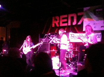 Quilt play at Red7