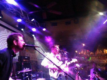 The Crookes at British Music Embassy Day Party
