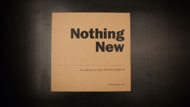 Album Review: Gil Scott-Heron – Nothing New
