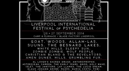 NEWS: LIVERPOOL PSYCH FEST LINE-UP ADDITIONS