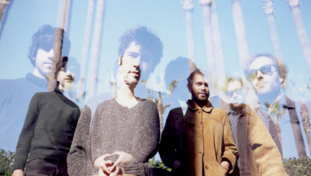NEWS:  ALLAH-LAS PREMIERE NEW TRACK 'BUFFALO NICKEL' + UK LIVE DATES