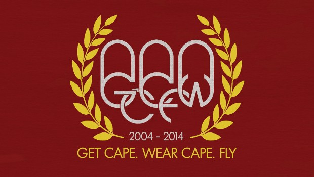 NEWS: GET CAPE. WEAR CAPE. FLY  – THE FAREWELL TOUR