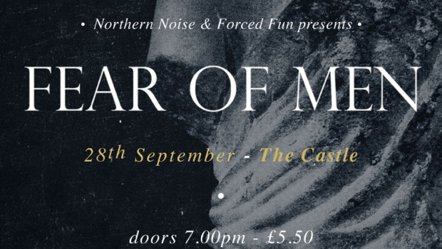 FEAR OF MEN ANNOUNCE INTIMATE MANCHESTER GIG