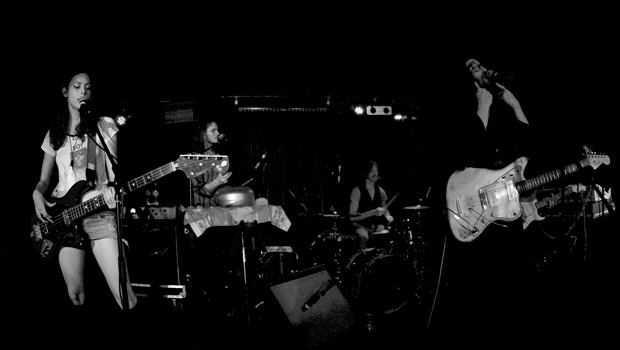 LIVE: THE GHOST OF A SABER TOOTH TIGER (GOASTT) – 08/09/2014