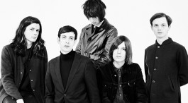 LIVE: THE HORRORS - 27/09/2014