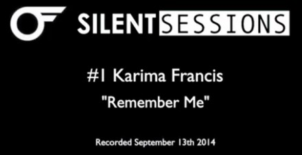 Silent Sessions #1
