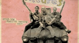 THE WAVE PICTURES ANNOUNCE NEW COLLABORATION ALBUM WITH BILLY CHILDISH