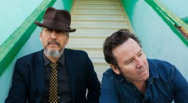 LIVE: GRANT-LEE PHILLIPS & HOWE GELB - 10/10/2014