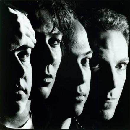 Pixies: Black Francis, Kim Deal, Joey Santiago, David Lovering