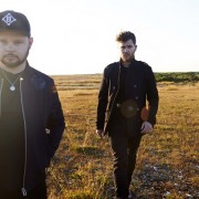 Royal Blood: Ben Thatcher, (drums) Mike Kerr, (bass, vocals)